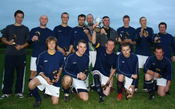 Cefnmeiriadog 2010 champions